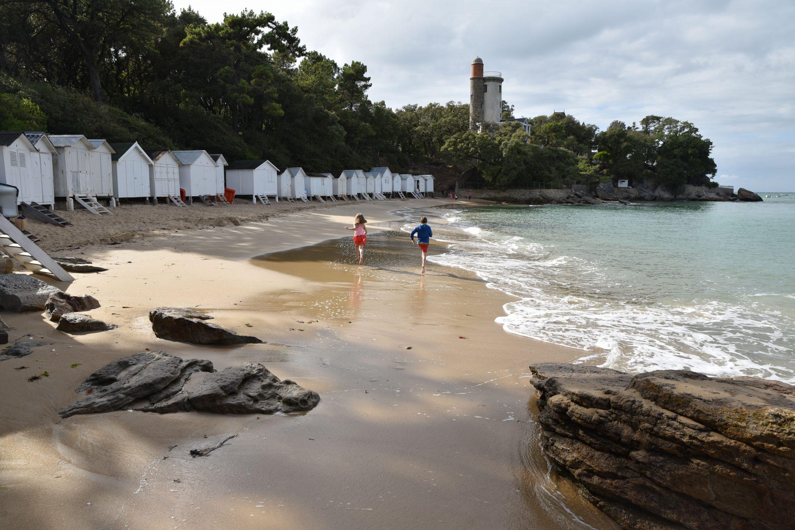 Photo de la plage des Dames à Noirmoutier