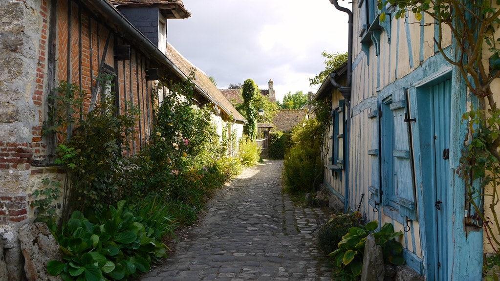 Photo village de Gerberoy