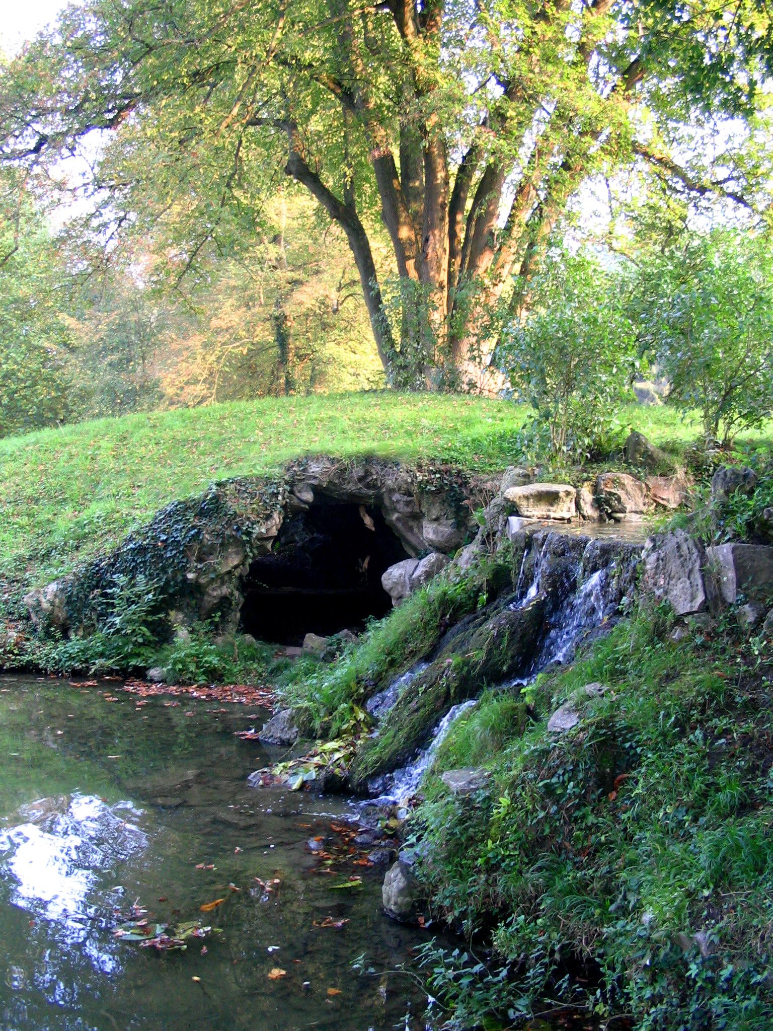 Grotte des Naïades