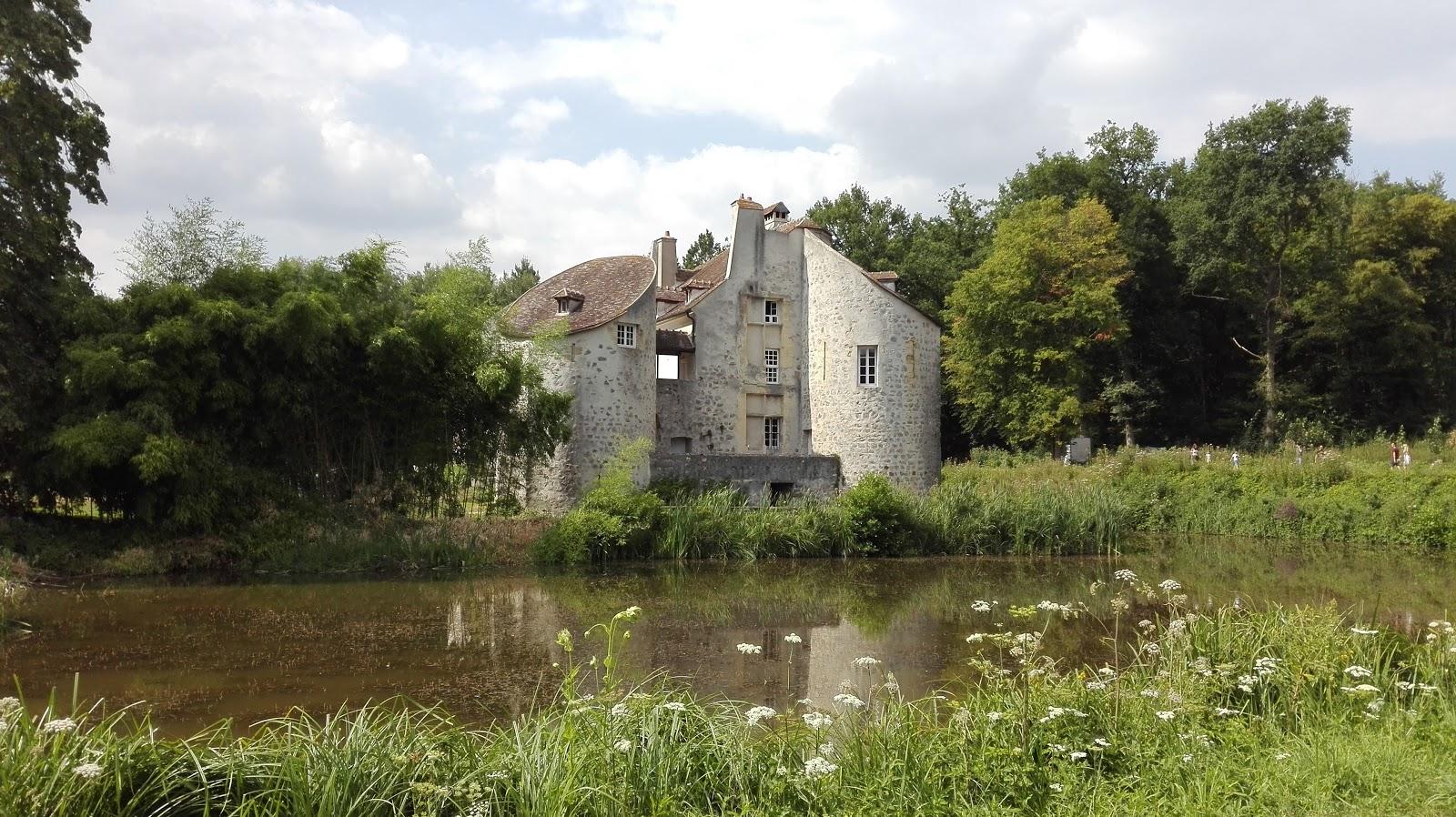 Photo du château de chasse de Montmorency