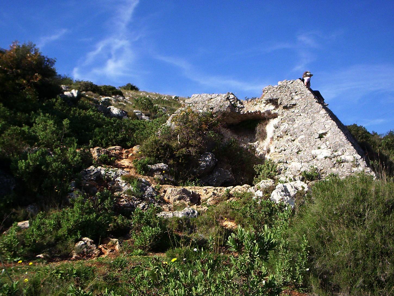 Pyramide de Falicon