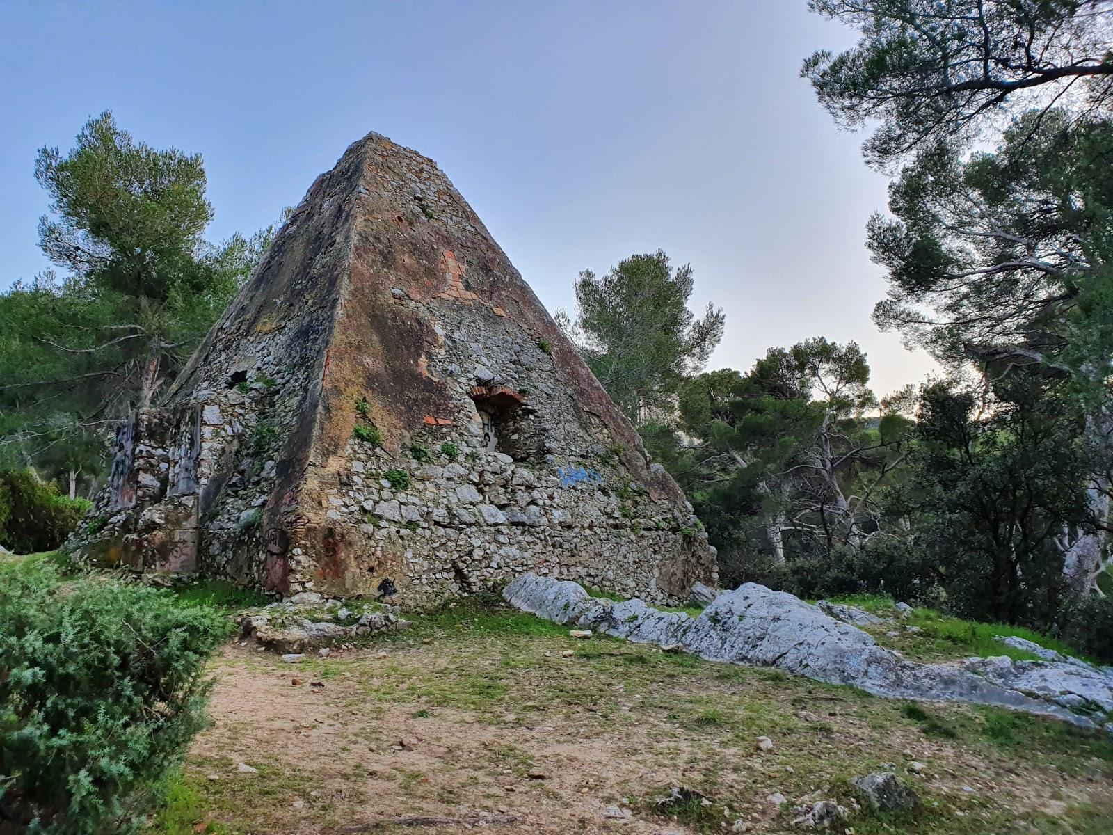 Pyramide du Roy d'Espagne