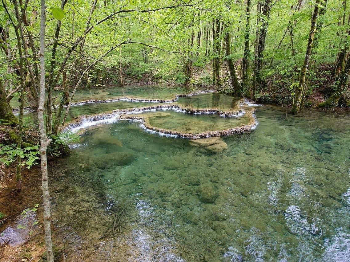 Bassin des Tufs
