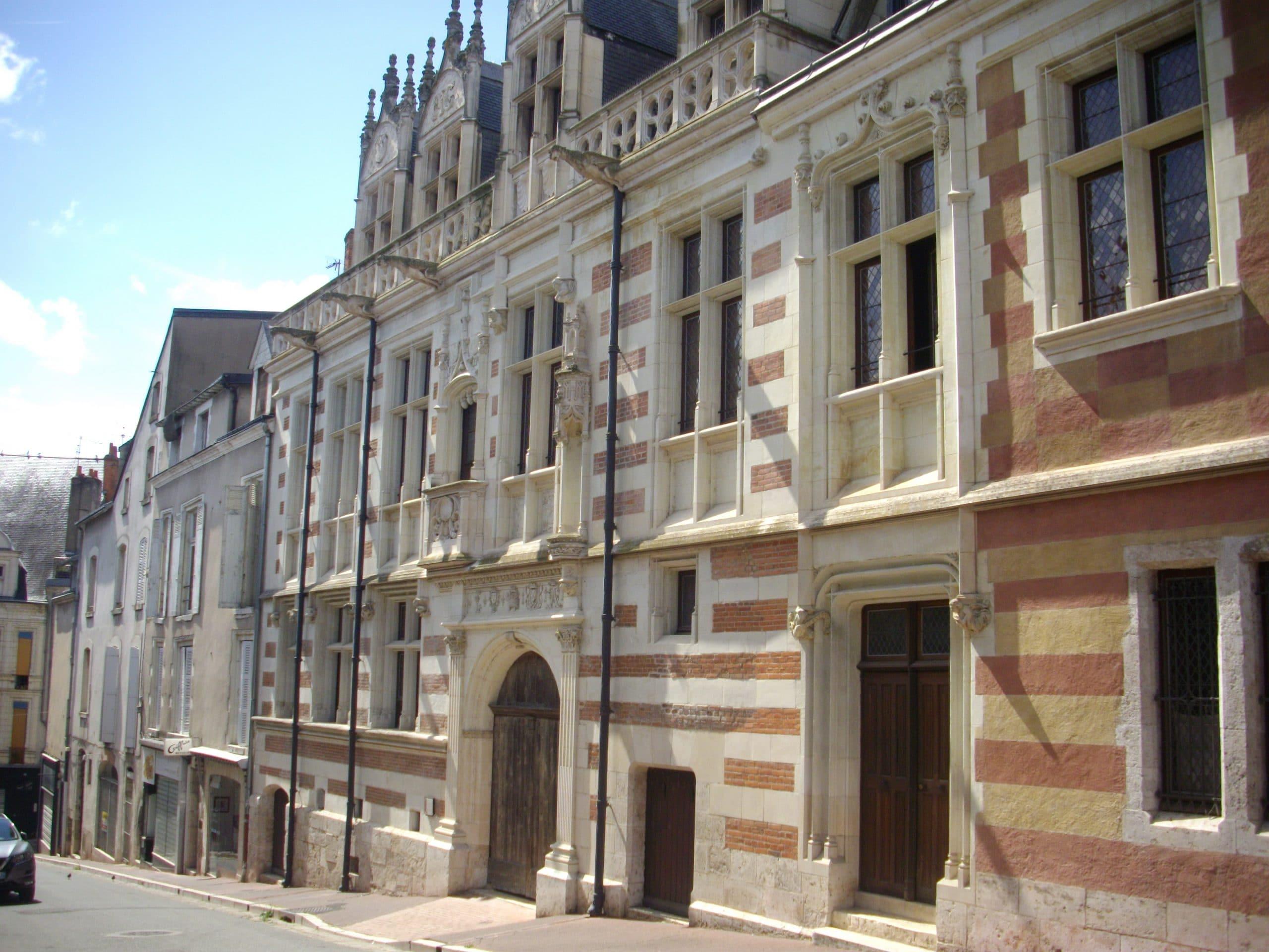 Hôtel particulier d'Alluye