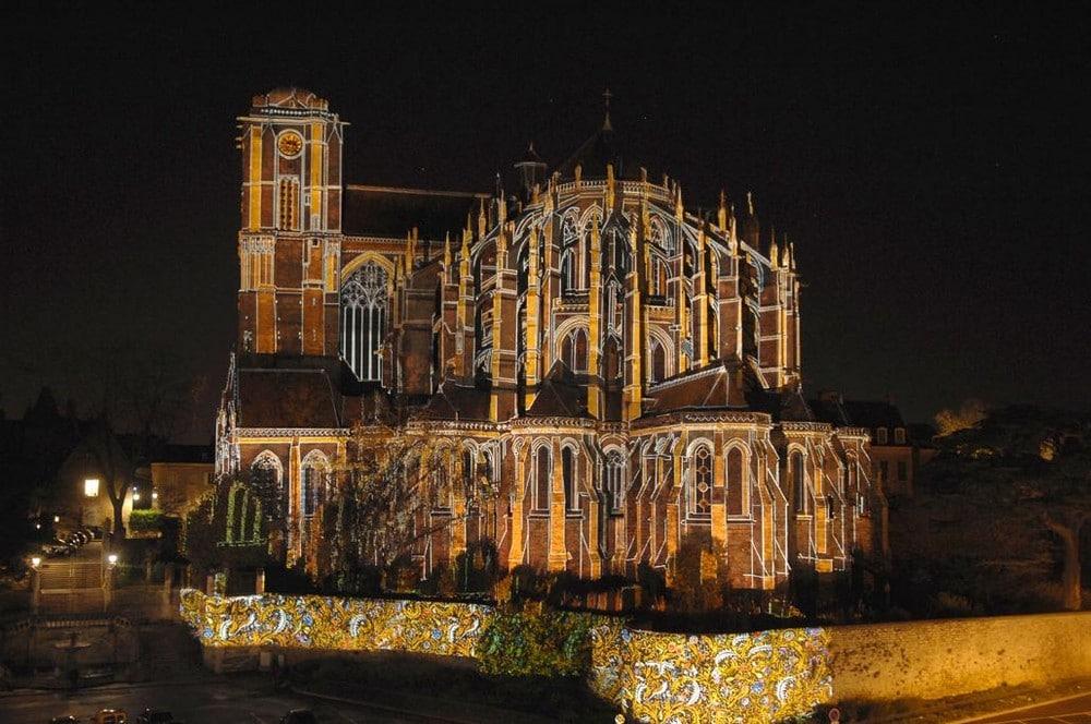 Cathédrale Saint-Julien-Le Mans