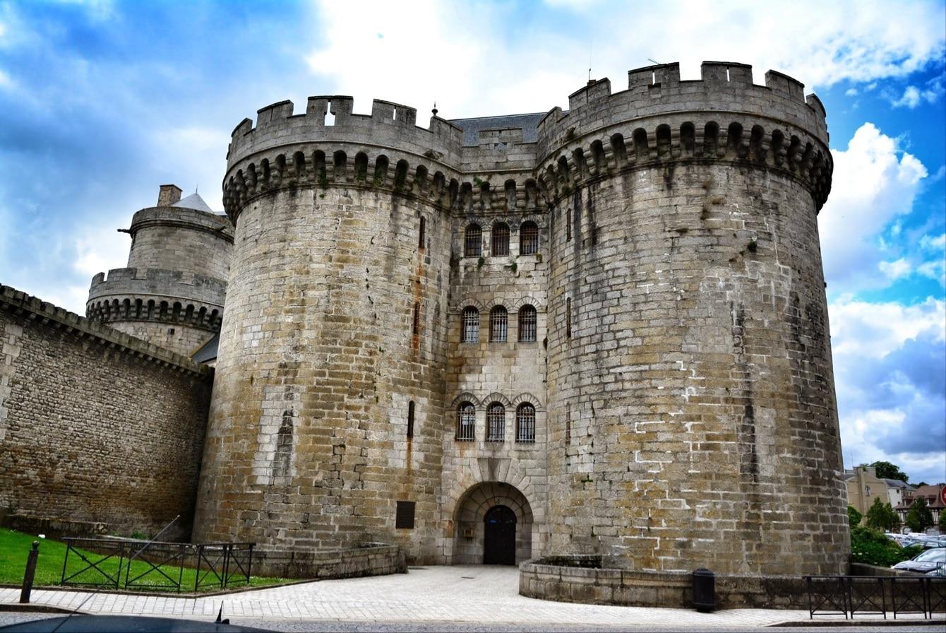 Château des Ducs à Alençon