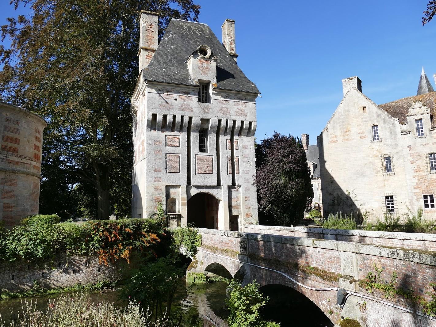 Château le Kinnor à Livarot