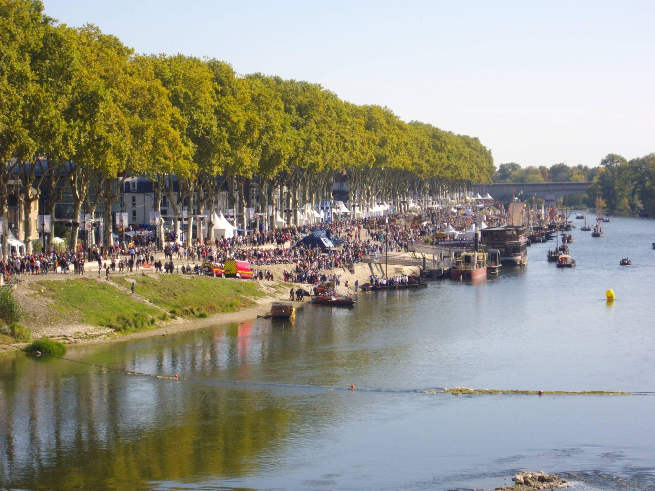 Festival de la Loire à Orléans