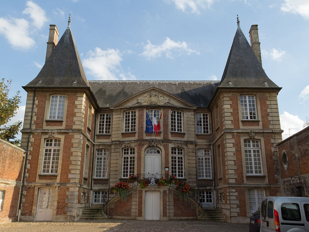 Hôtel de Brilly