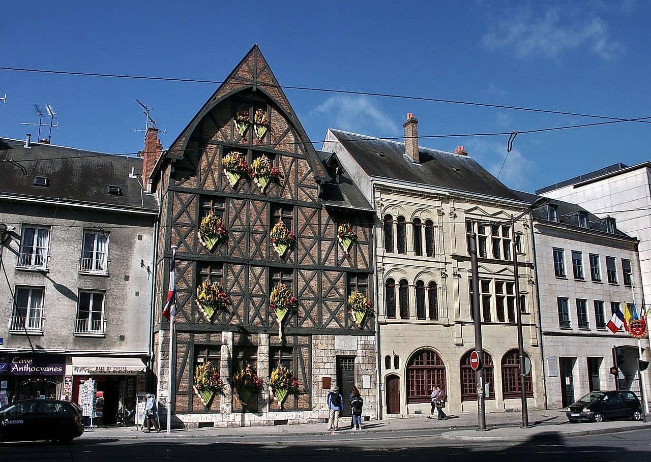 Maison Jeanne d'Arc à Orléans