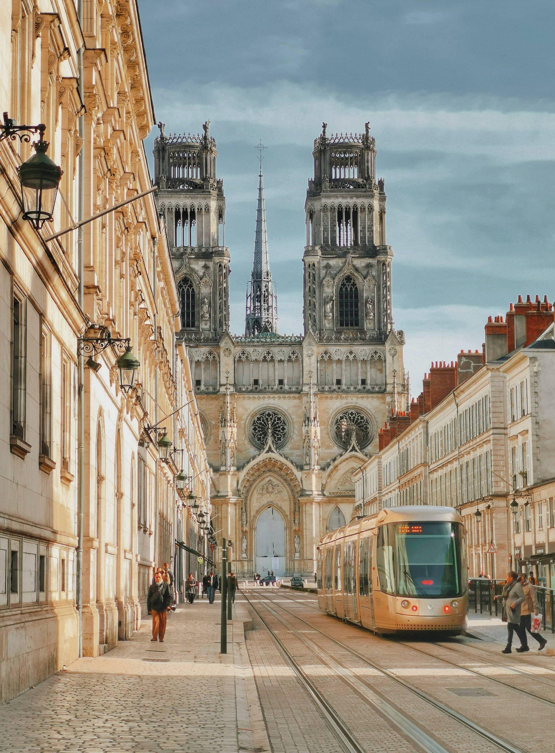 Orléans et sa cathédrale