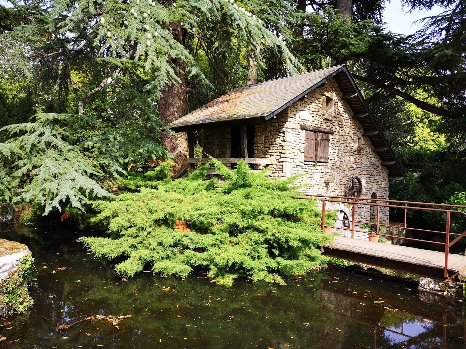 Parc floral de la Source