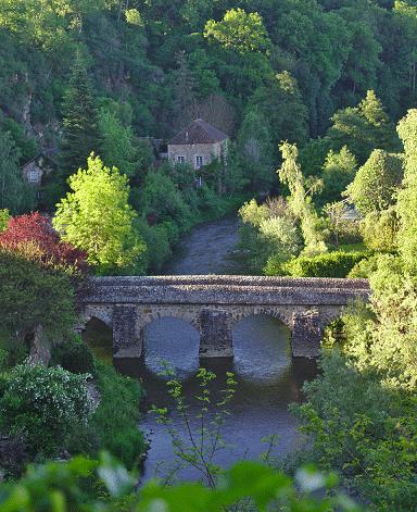 Village de Saint-Céneri-le-Gerei