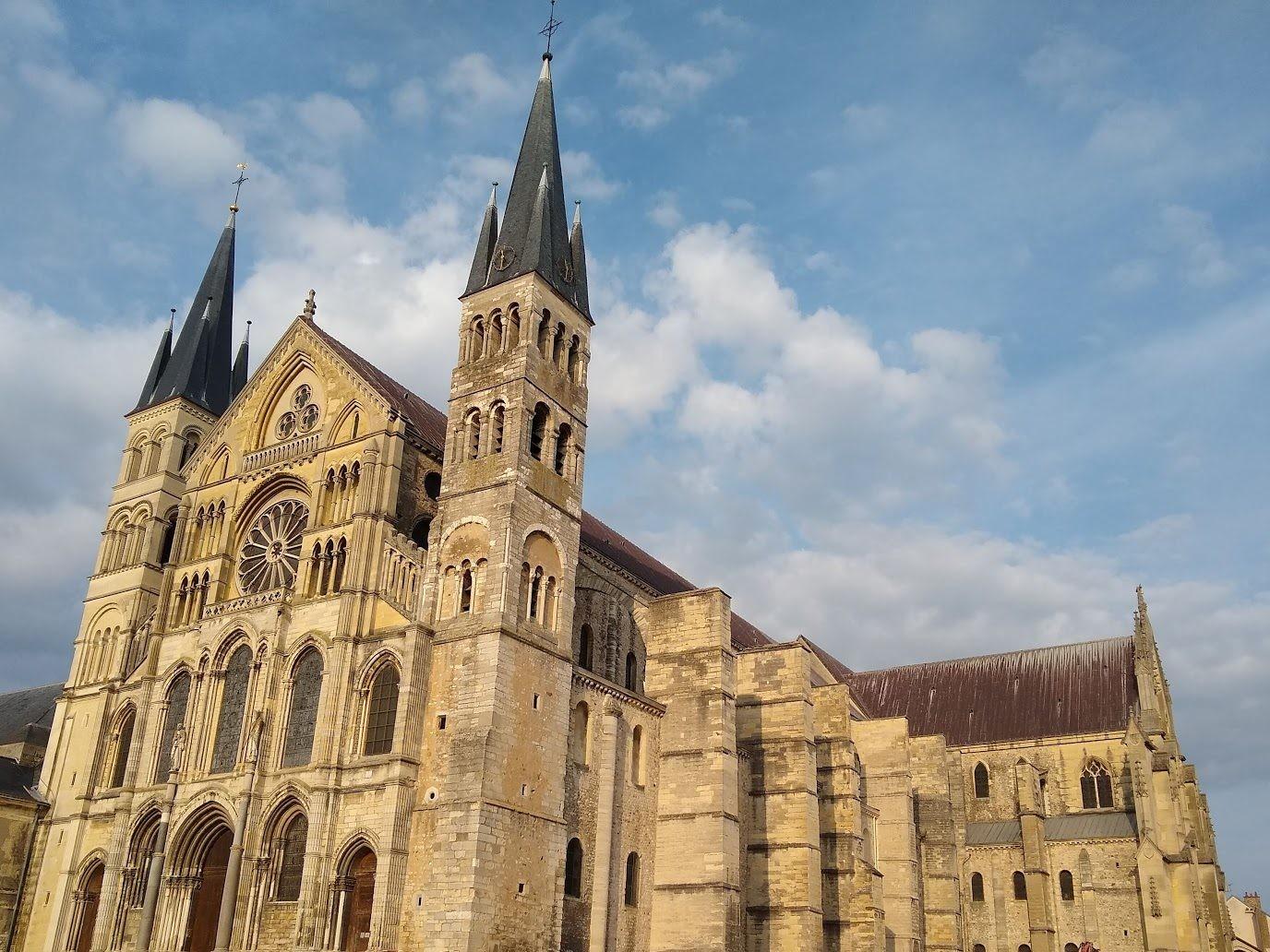 Basilique Saint-Rémi à Reims