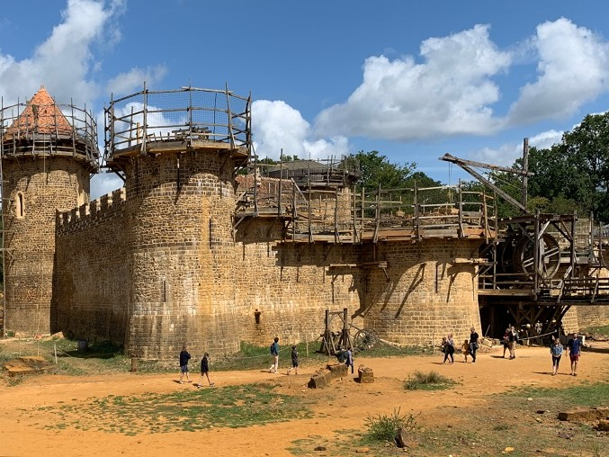 Château Fort de Guédelon