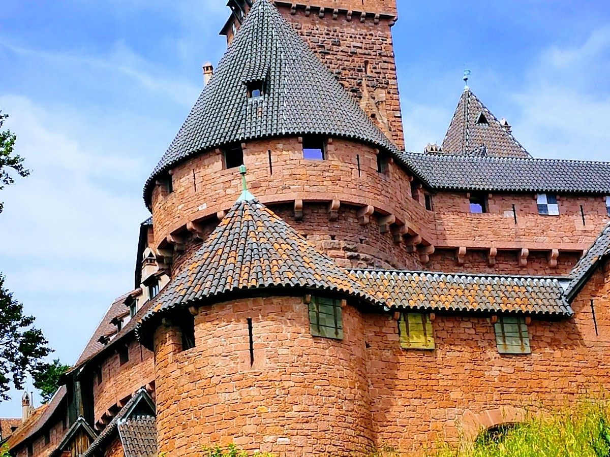 Château du Haut Kœnigsbourg tours