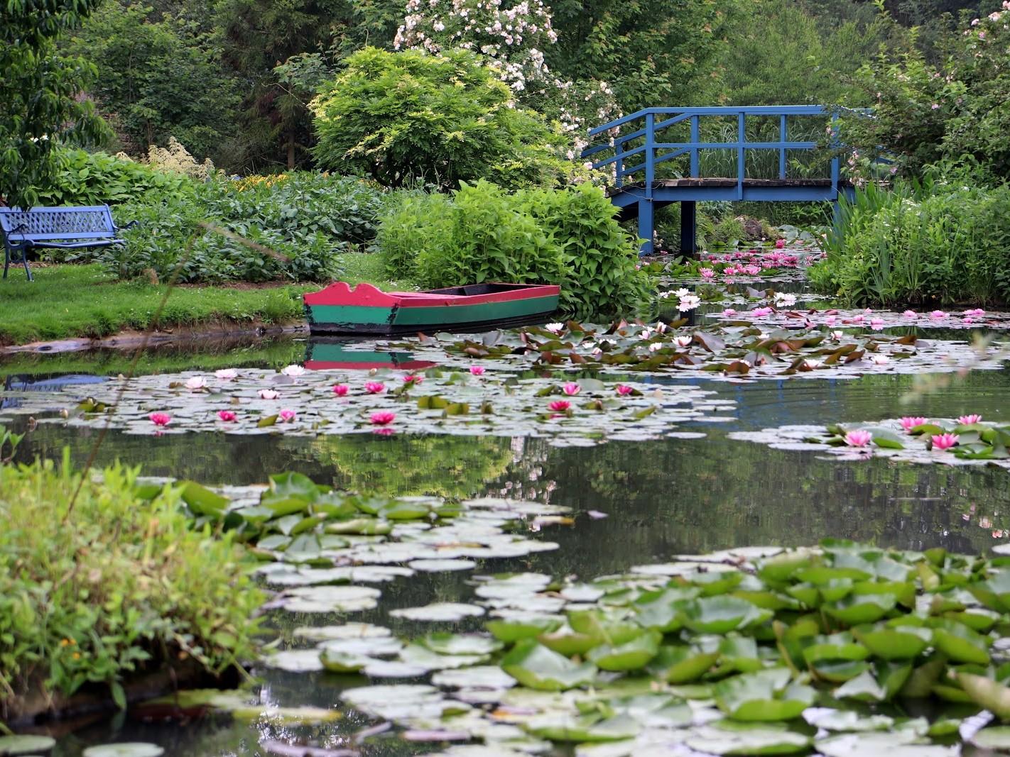 Jardin Andre Van Beek