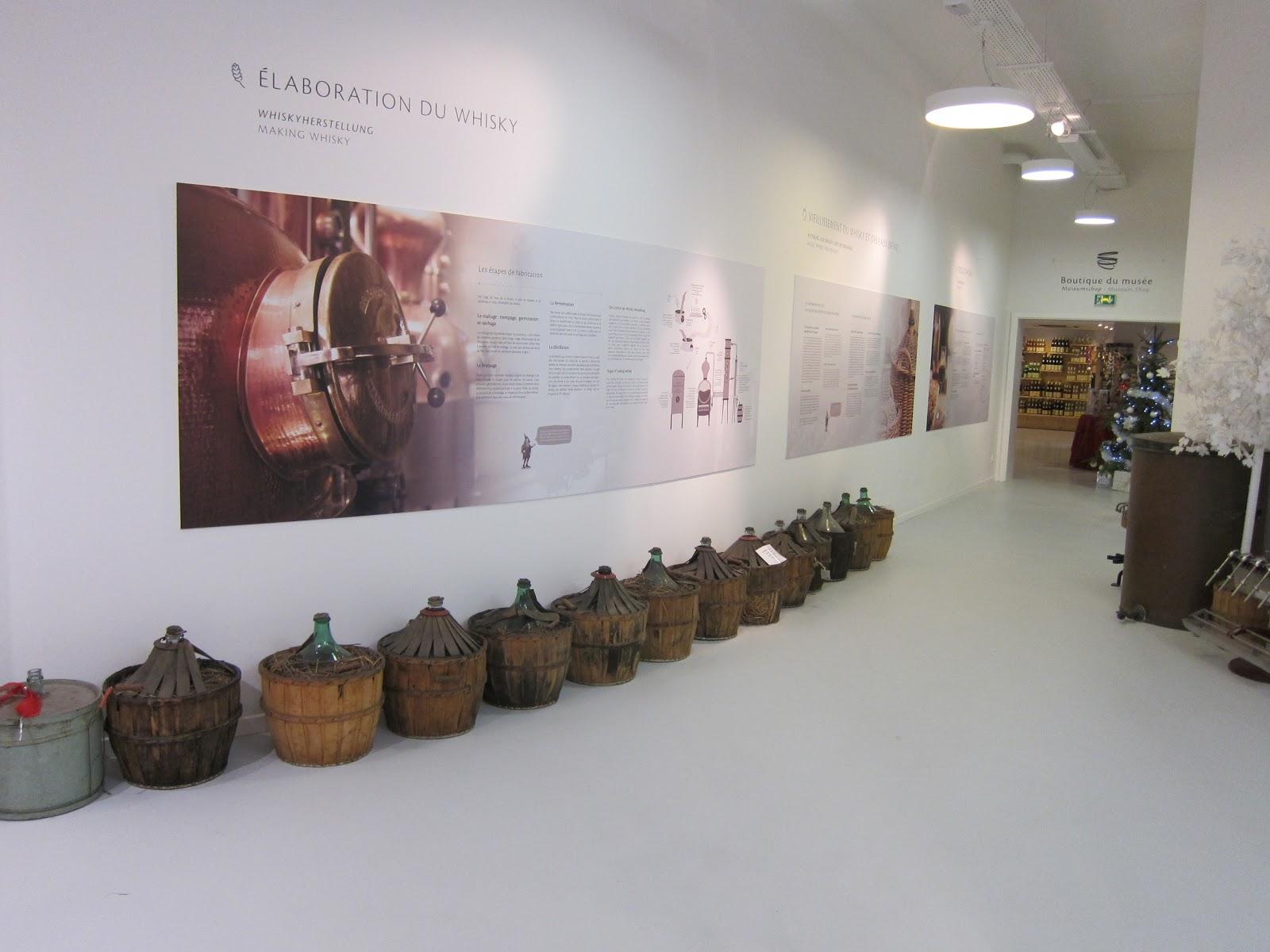 Musée du Distillateur intérieur