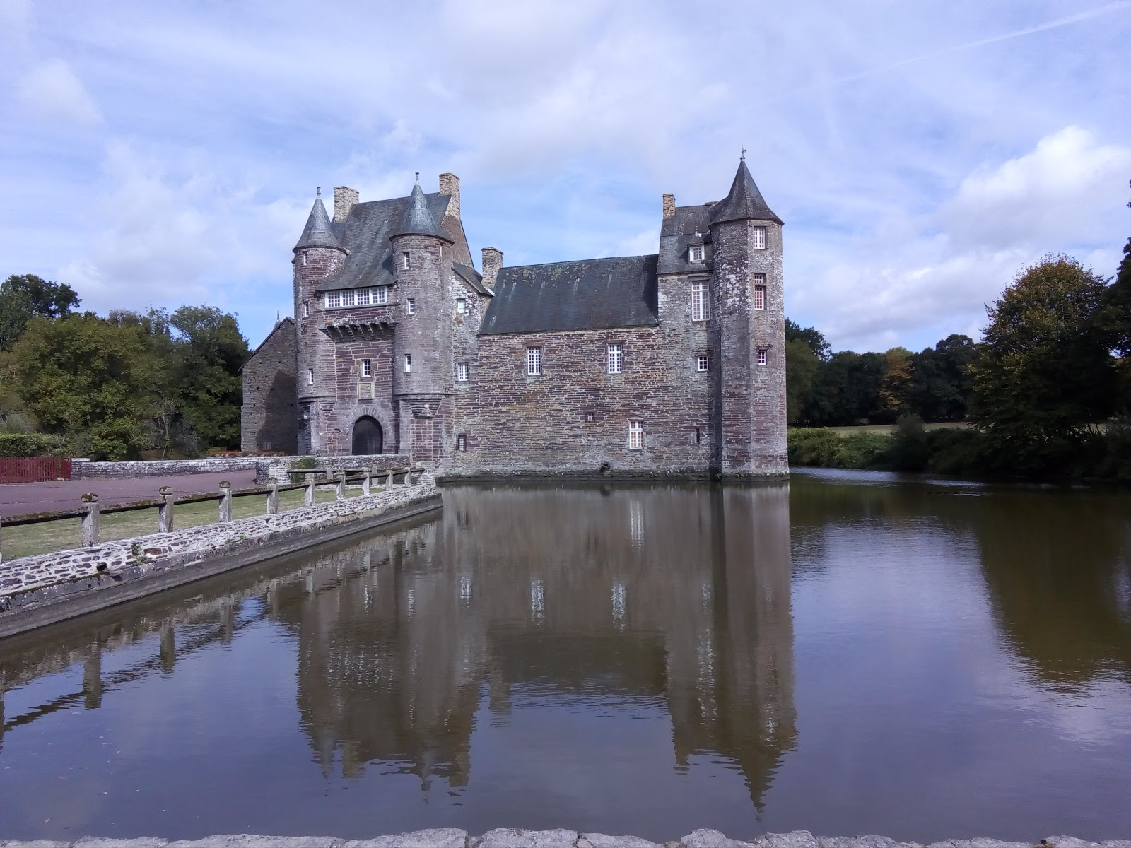 Porte des Secrets Château