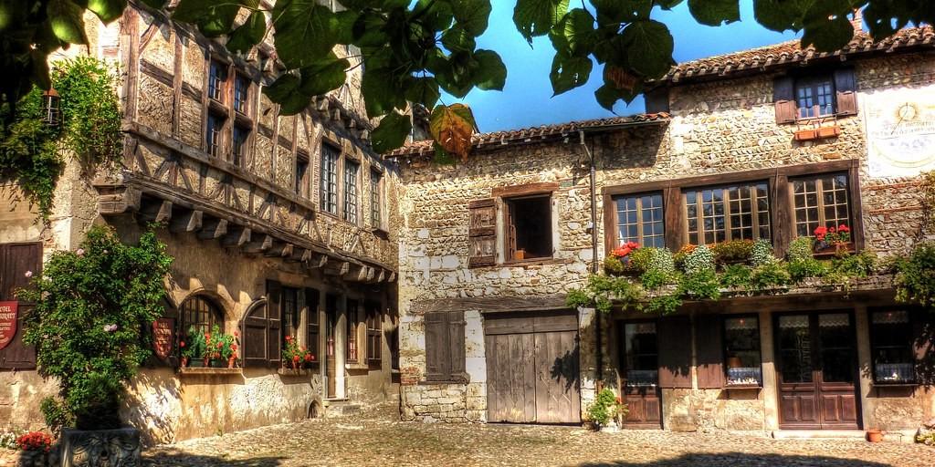 Village de Pérouges