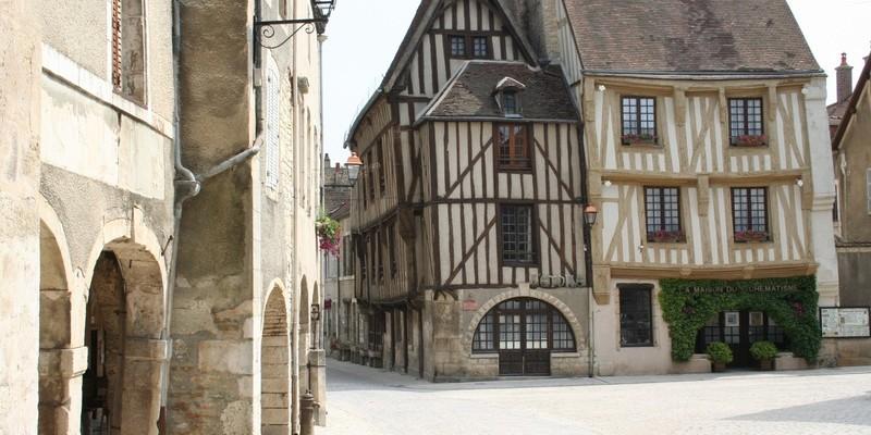 Ville médiévale de Troyes
