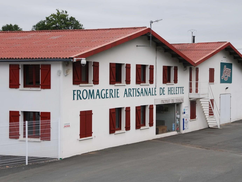 La Fromagerie Agour (Pyrénées-Atlantique)