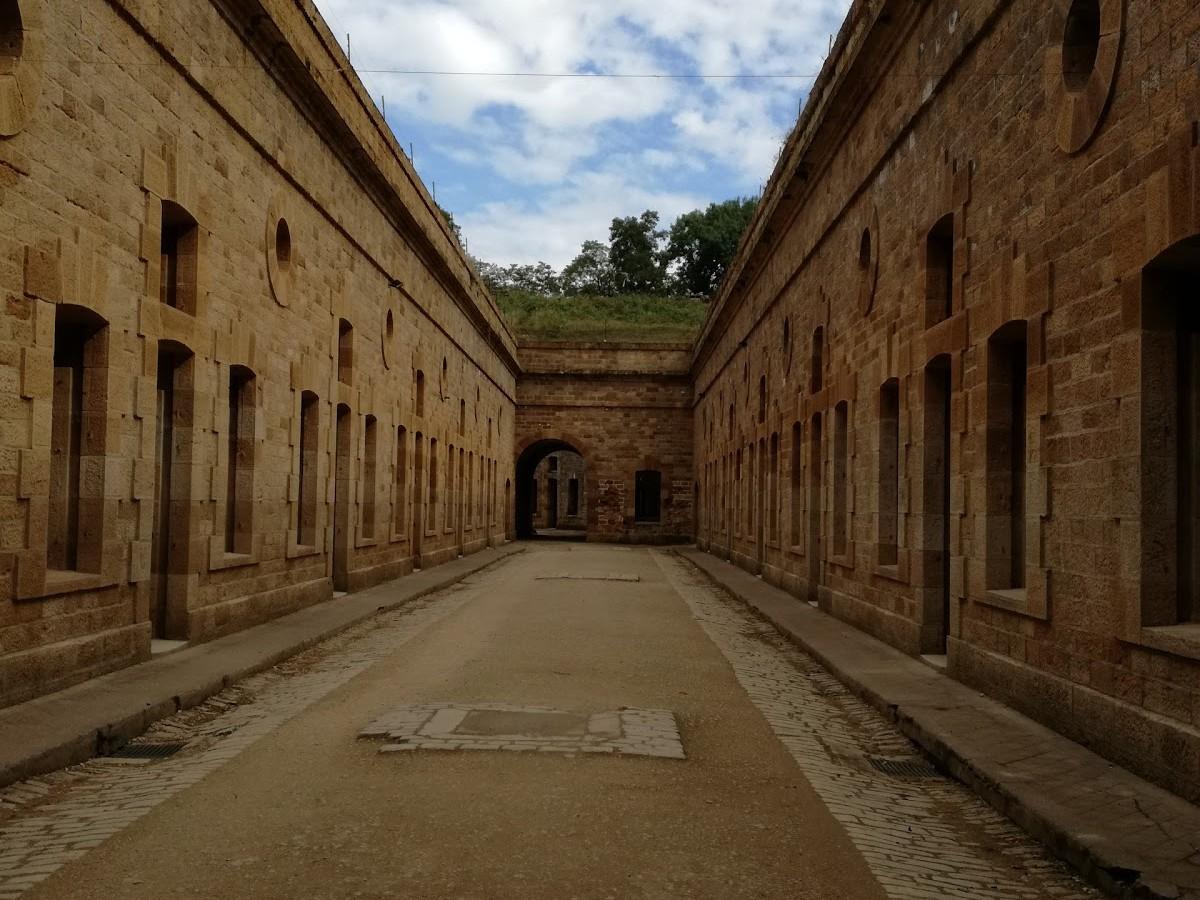 fort de chalindrey