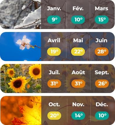 météo Rhone-Alpes mobile