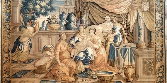 La tapisserie d'Aubusson
