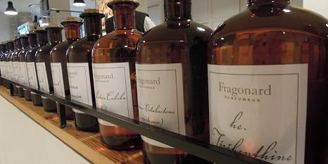 Les parfums de Grasse