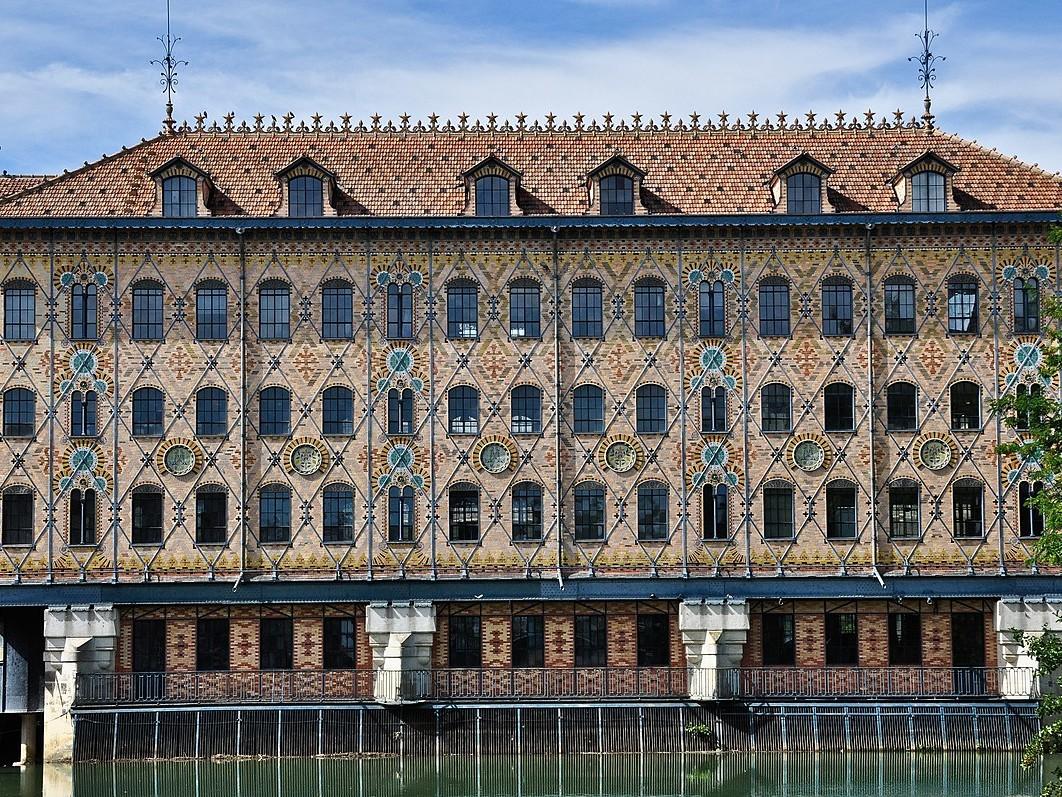 Chocolaterie Menier façade