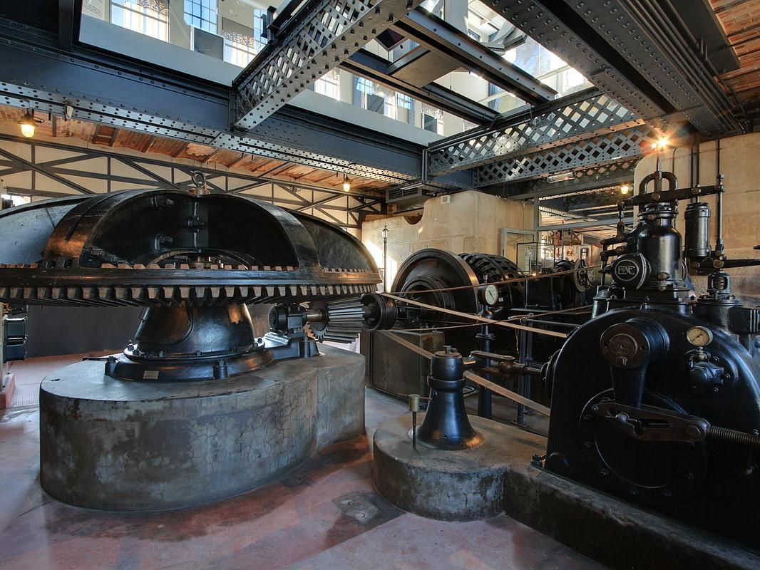 Chocolaterie Menier moulin