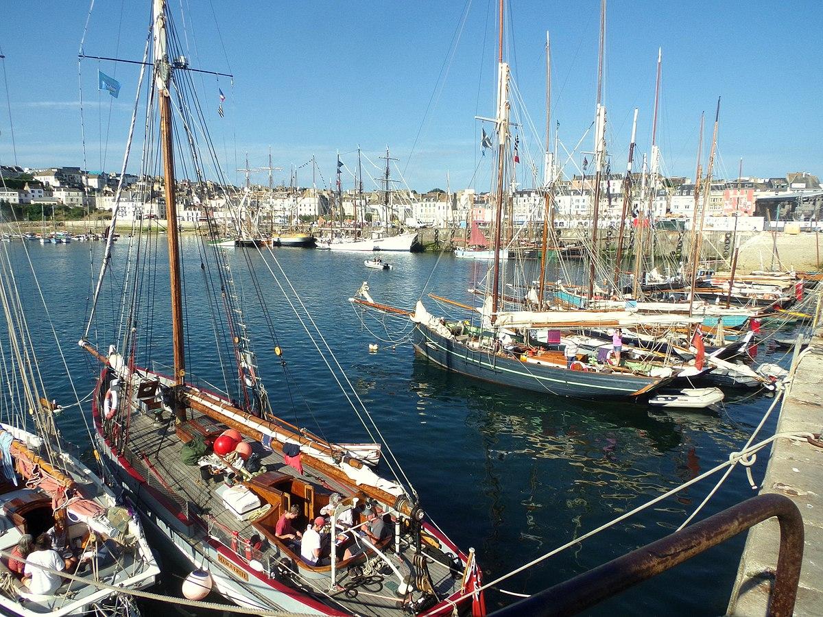 Douarnenez Vieux port du Rosmeur