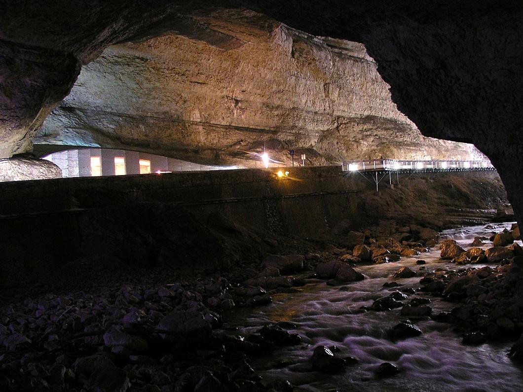 Grotte du Mas Azil