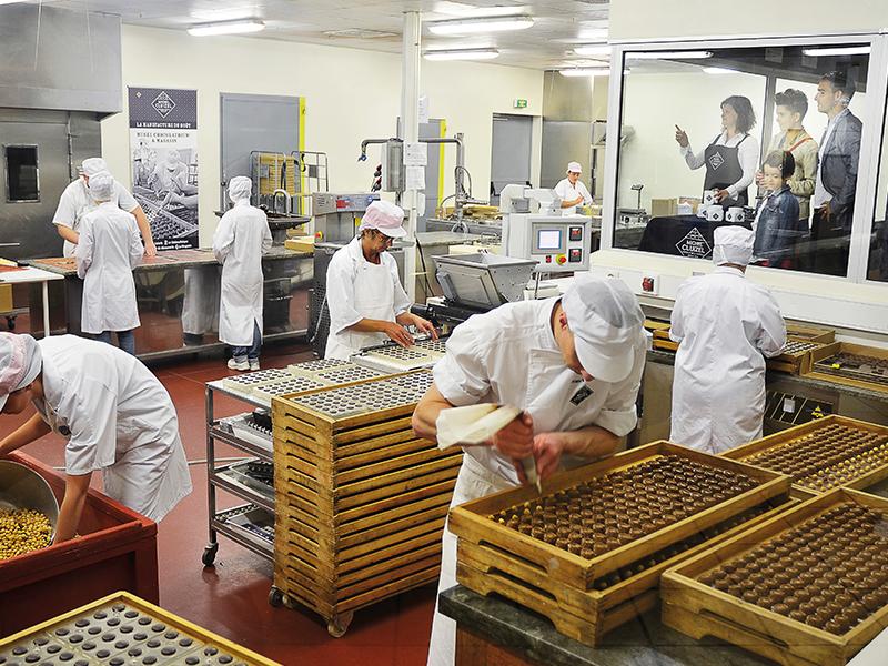 Manufacture Cluizel Chocolatrium