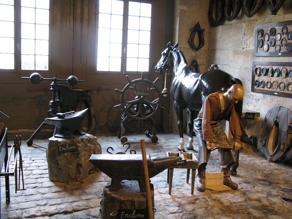 Musée du Cheval objet