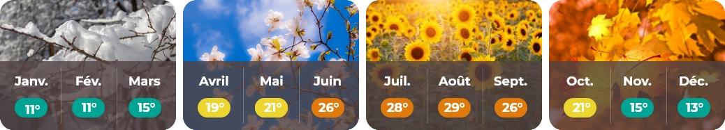 meteo Poitou Charentes web