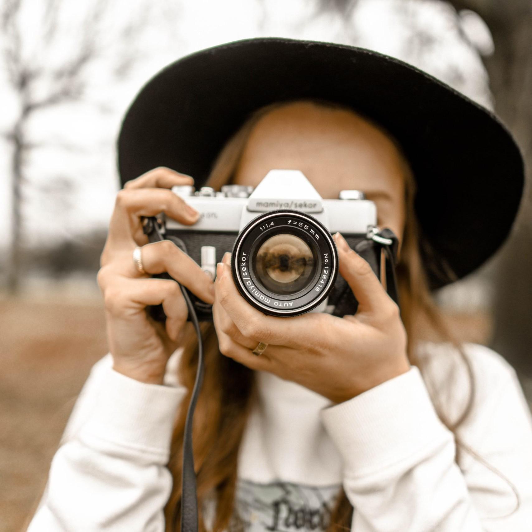 Prendre des photos non-instagramable