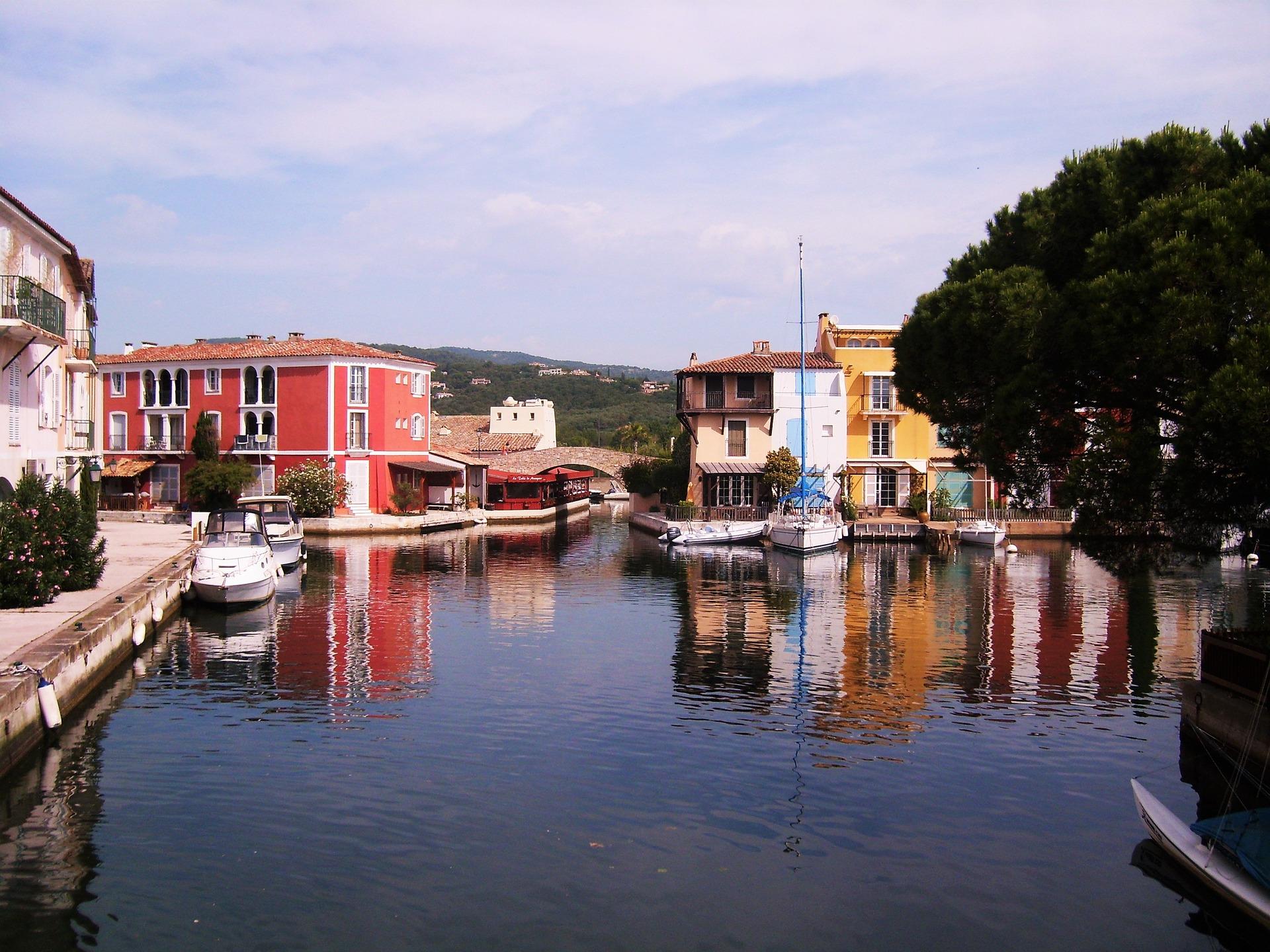 Port Grimaud lagune