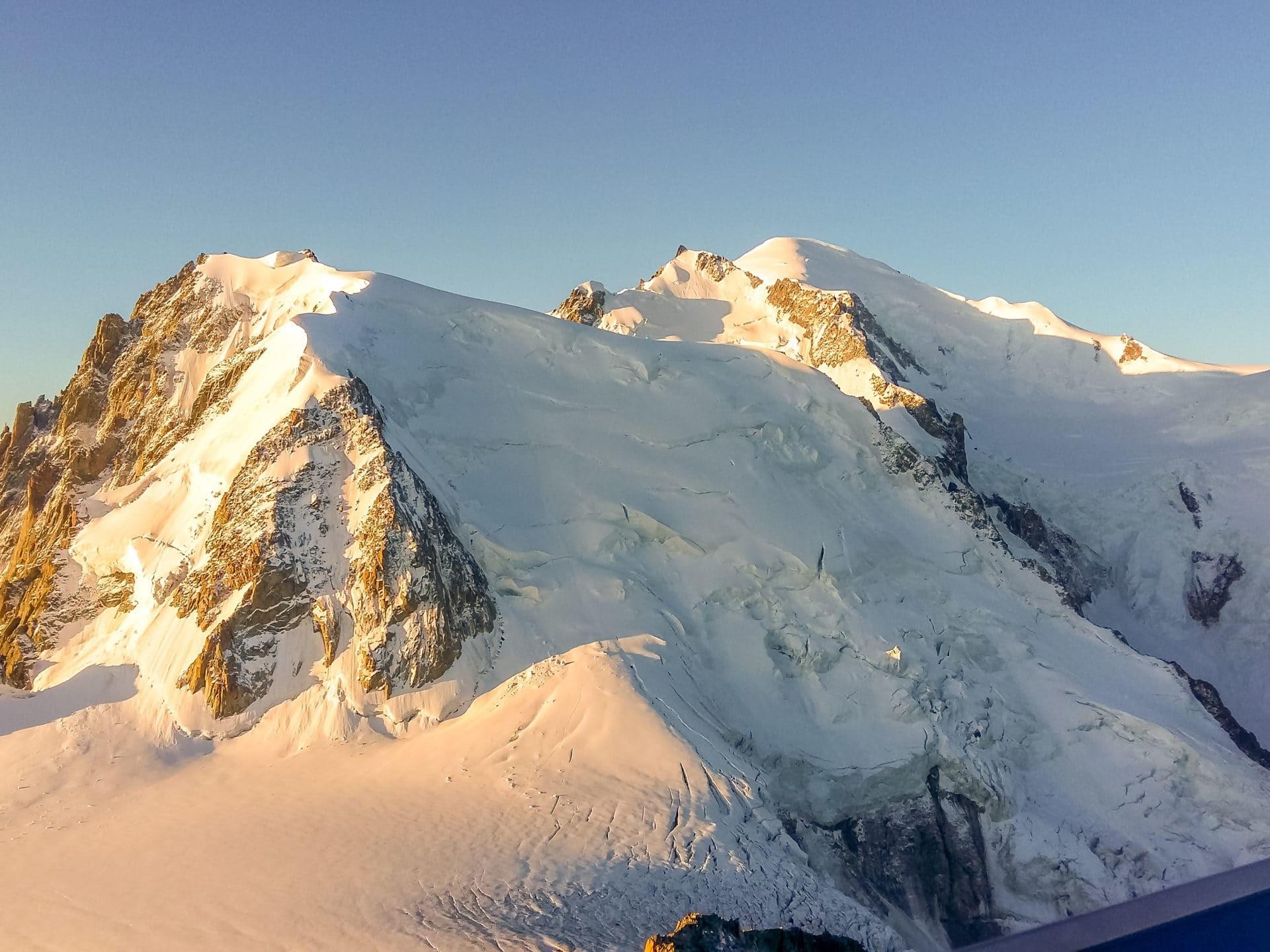 Aiguille du Midi 1