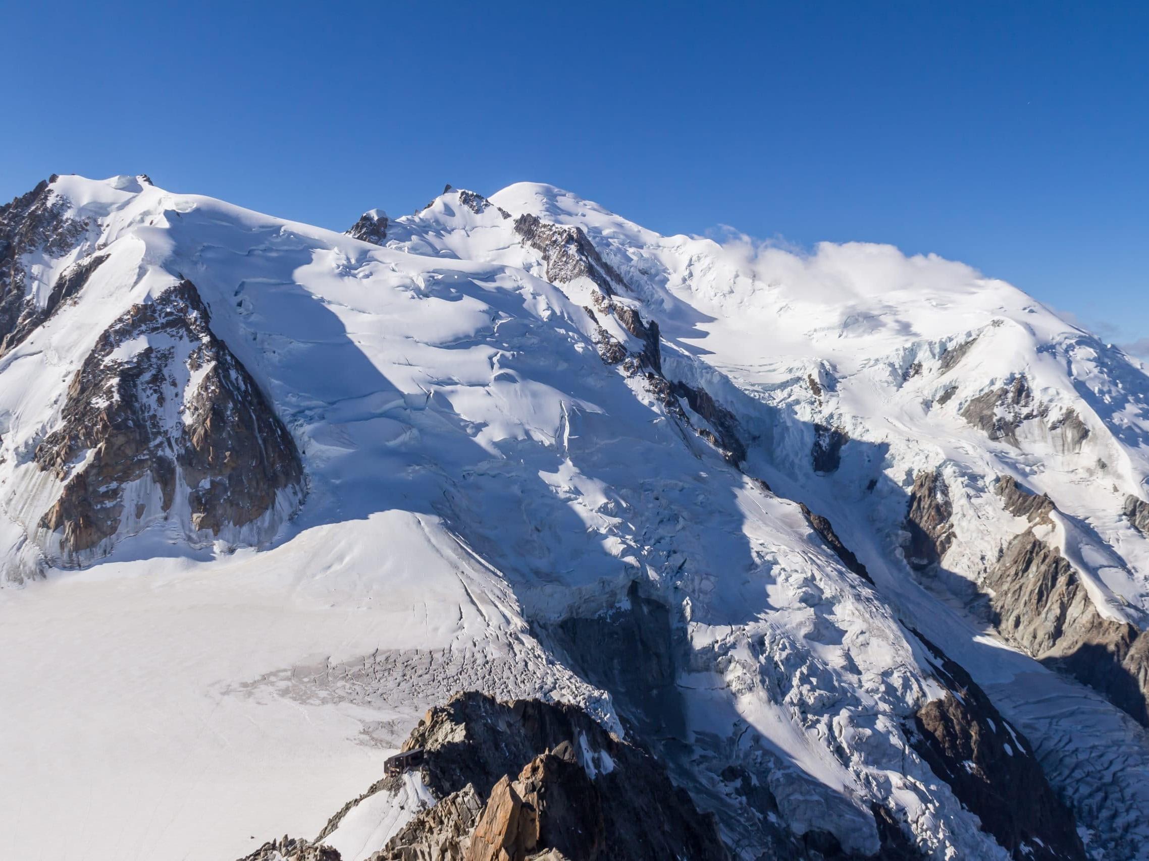 Aiguille du Midi 3