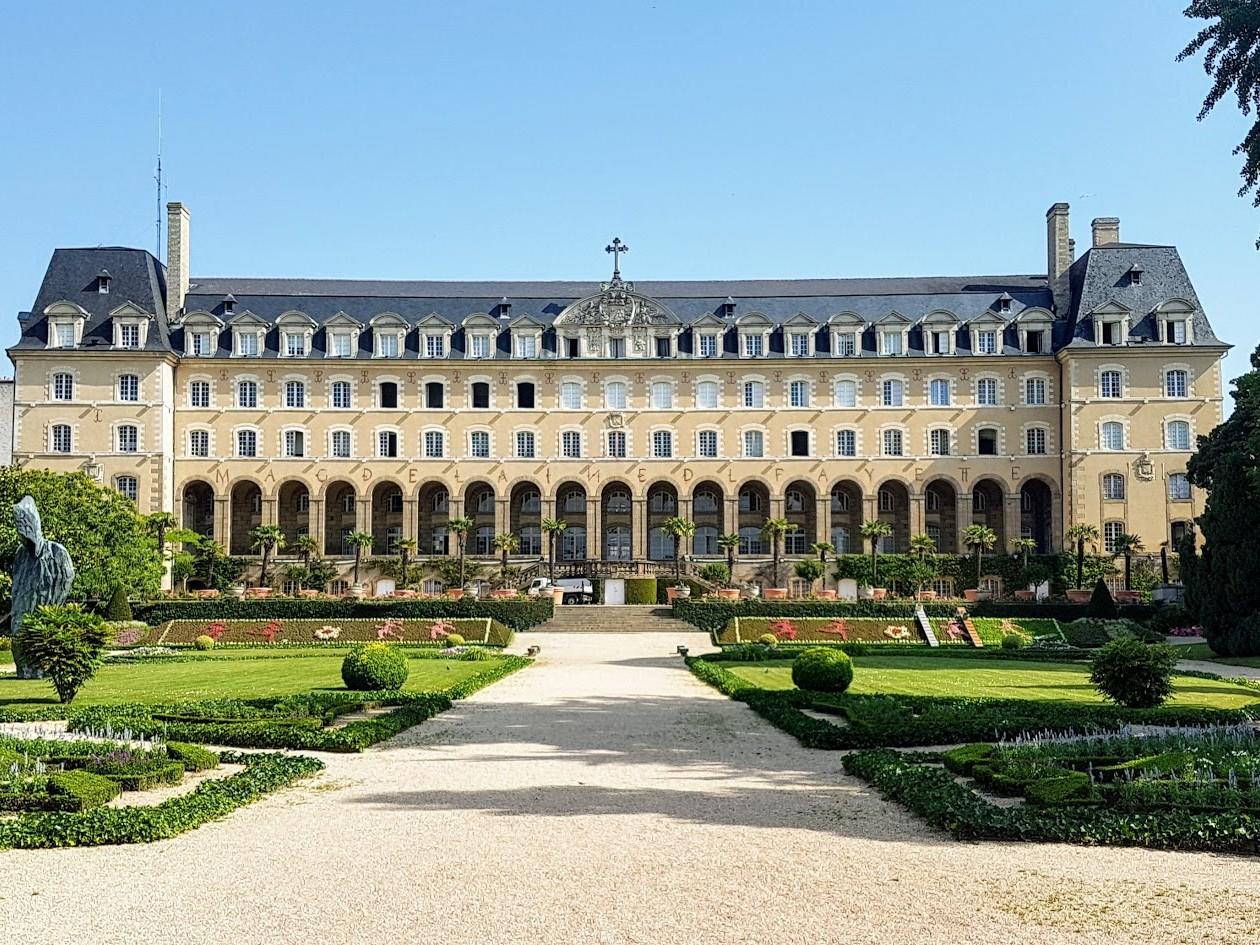 Palais Saint-Georges - Rennes