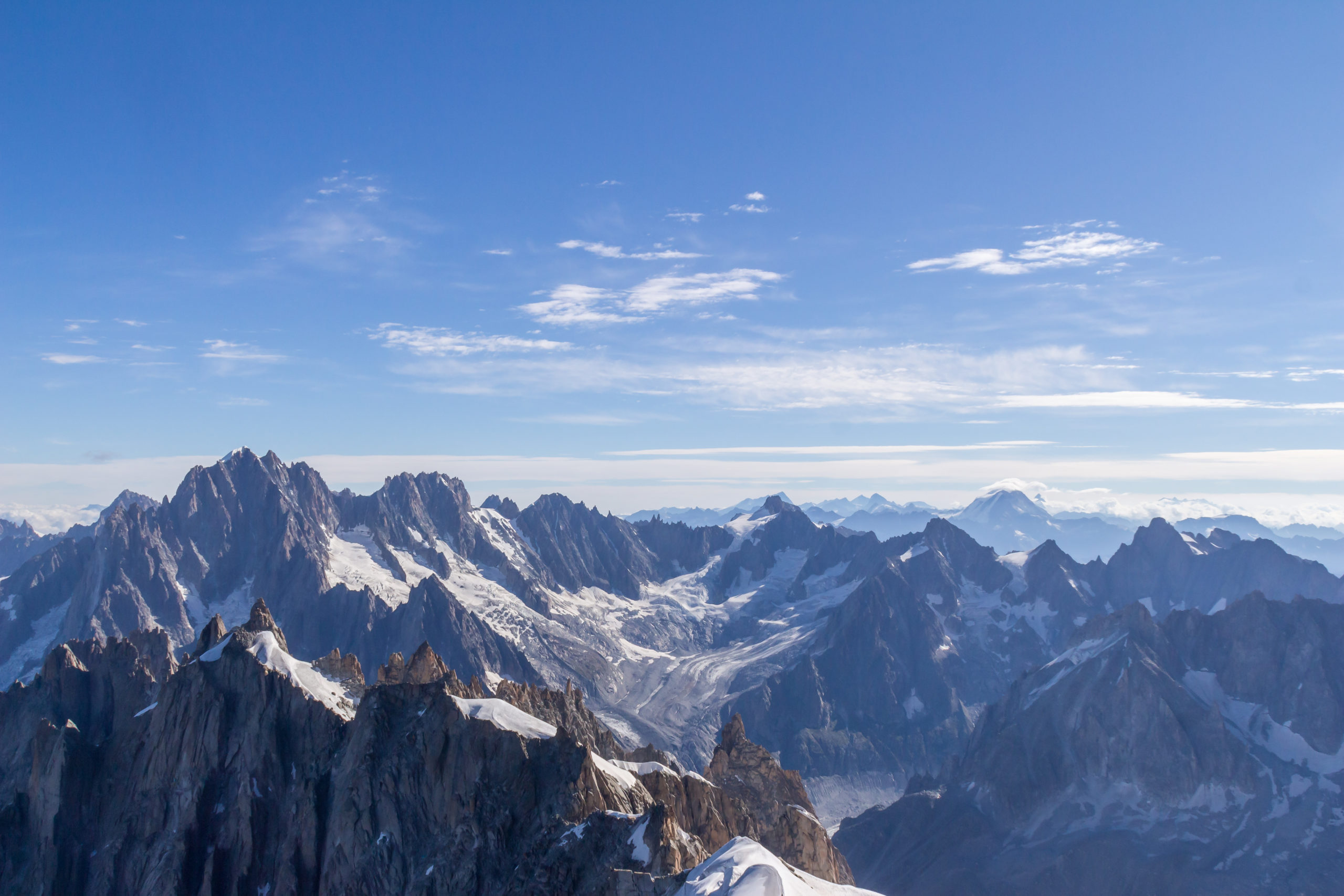 Panoramique Mont - Blanc 3
