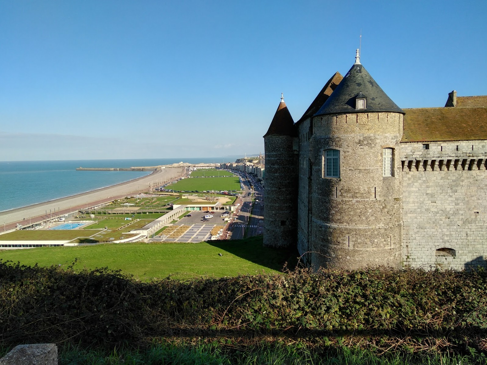 Château-Musée-de-Dieppe