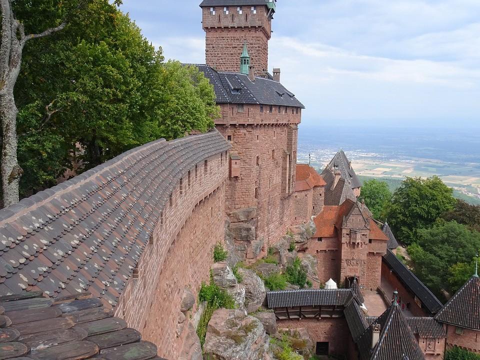 Chateau-du-Haut-Koenigsbourg