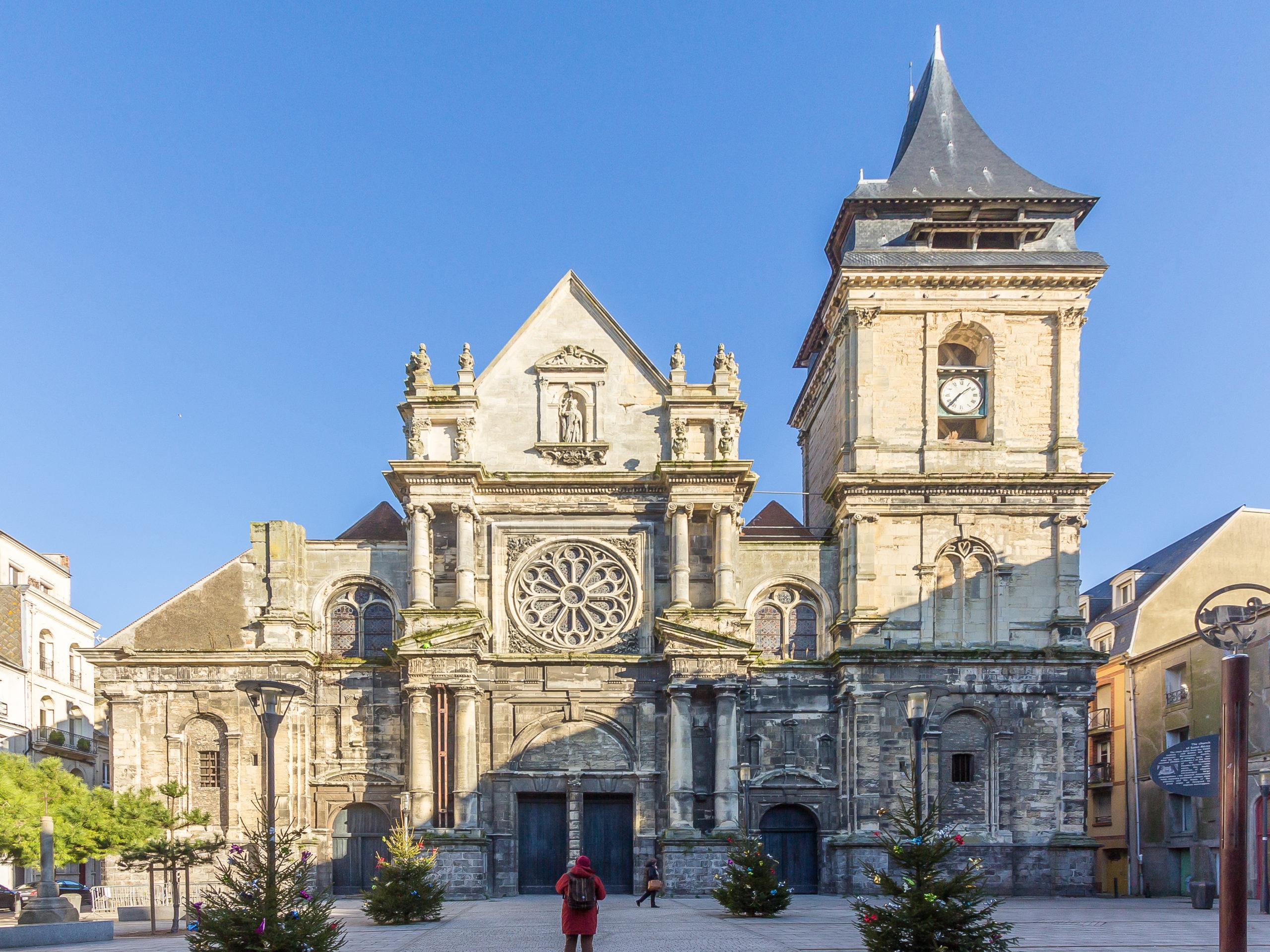Église Saint-Rémy de Dieppe