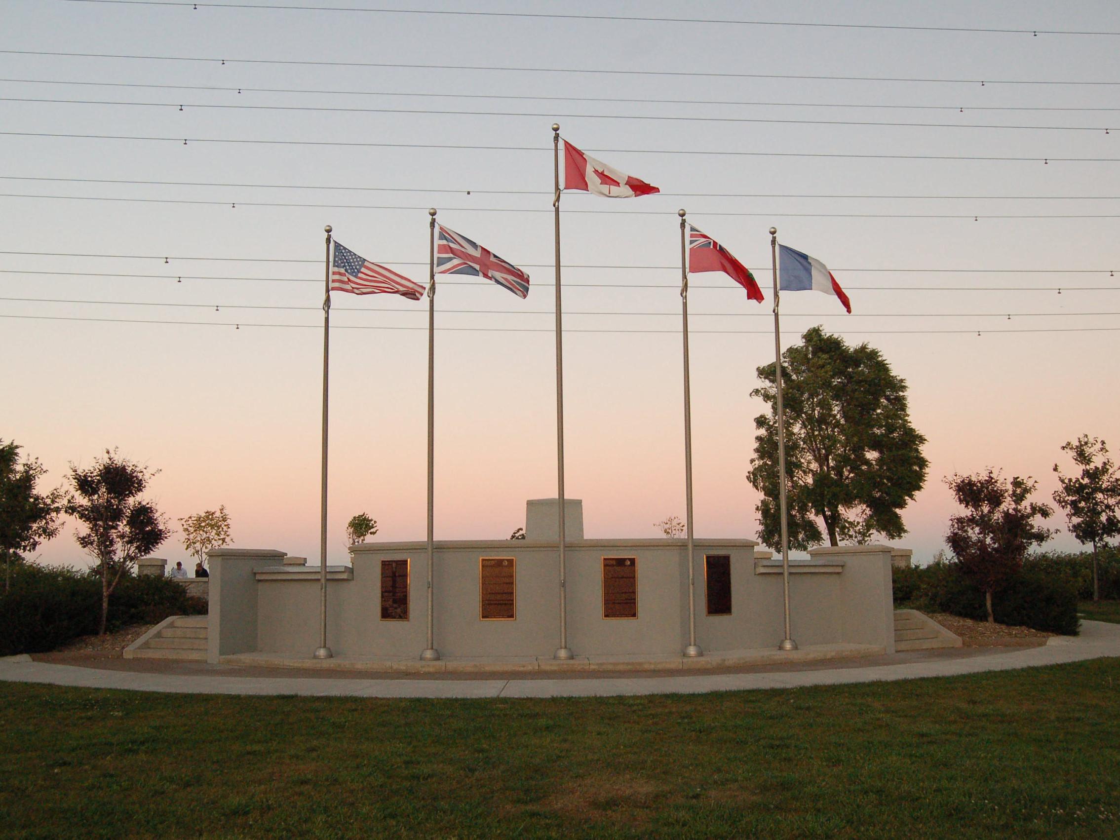 Mémorial Dieppe