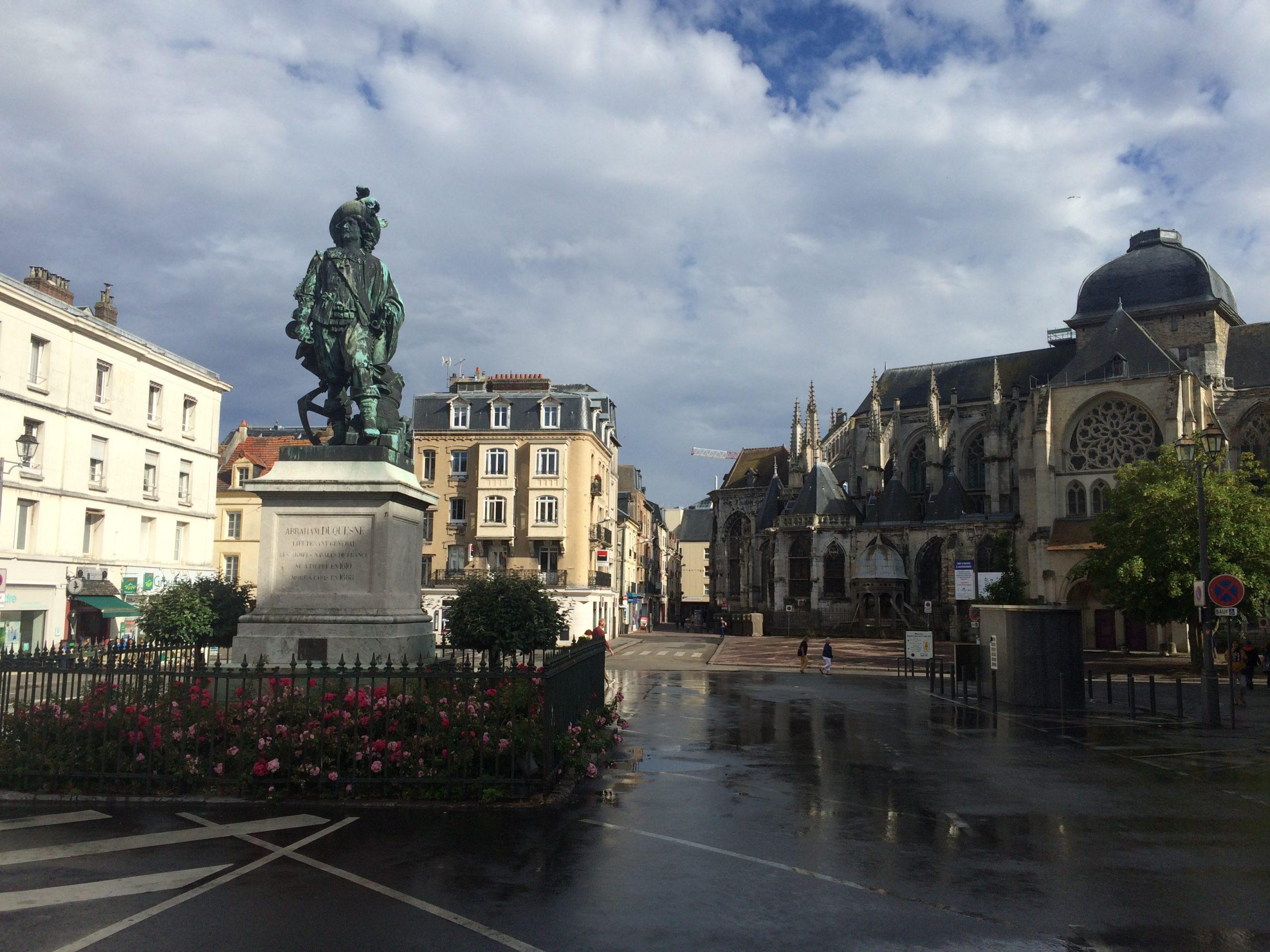 Place National de Dieppe