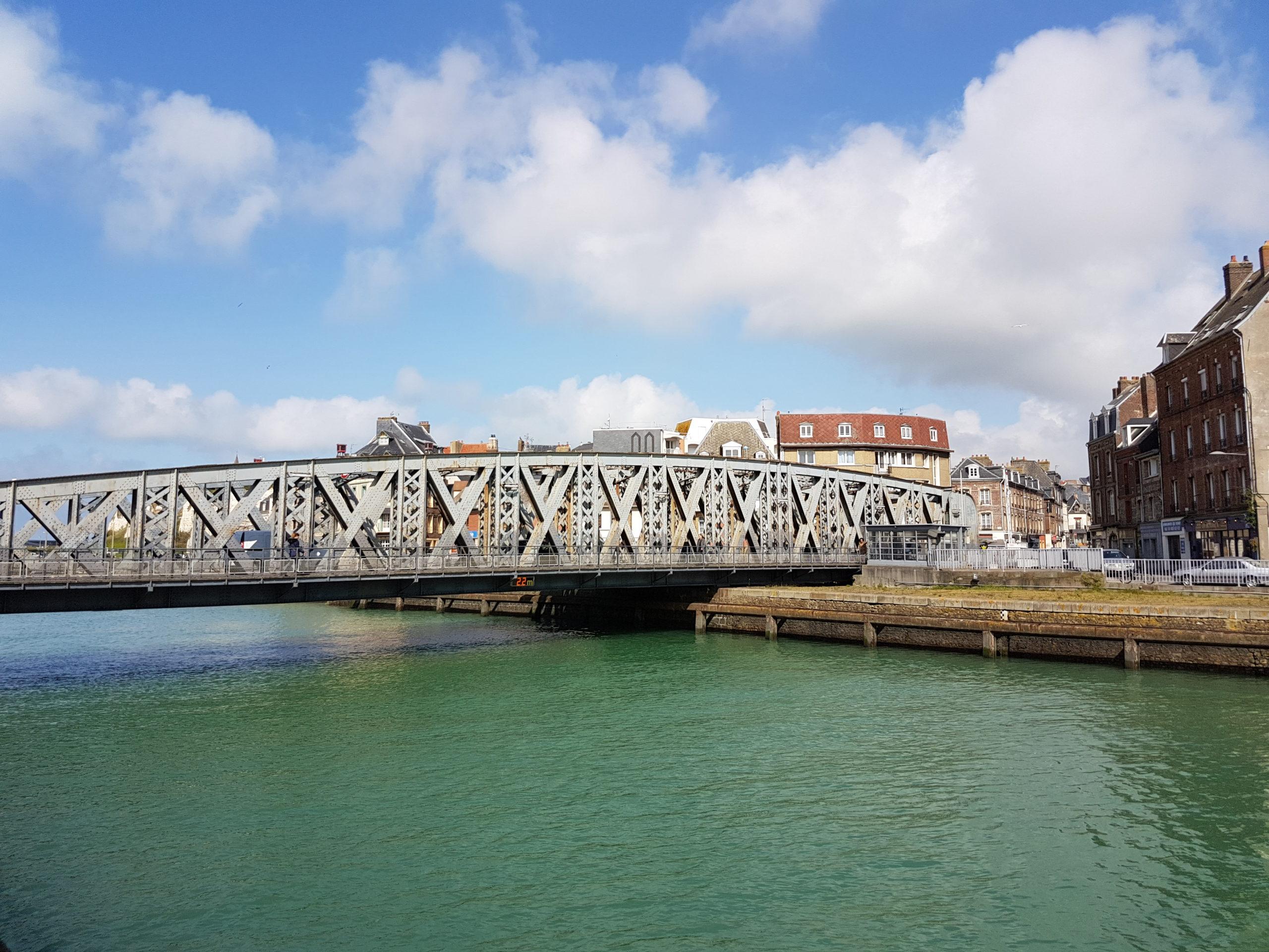 Pont de Colbert - Dieppe